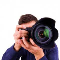 организация фото и видео съемки